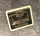 BUSBY BABES MUNICH MEMORIAL PLAQUE FOOTBALL ENAMEL PIN BADGE - CHRISTMAS GIFT