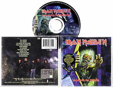 IRON MAIDEN No Prayer For The Dying 1998 (enhanced CD Multimedia) Holland Import