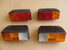 Fanali anteriori e posteriori base inclinata trattori mezzi agricoli veicoli ind