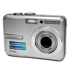Samsung S760 7.2MP Compact Digital Camera
