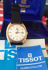 Old/vintage Watch Tissot automatic Calibre 2700/Omega 1100 Boxed Men's GWO