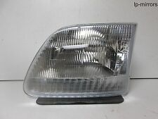 1997-2003 FORD F150 HEADLIGHT HAND LEFT LH SIDE DRIVER NEW CONDITION
