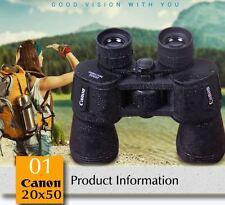 Jumelles Canon 20 X 50 Hd de haute qualité grand, Binoculars Longue-vue