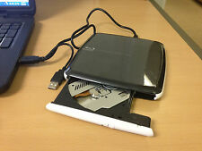 USB External 6x Blu Ray & DVD/CD Burner w/ Software -  Any Dell, HP, PC, Laptop