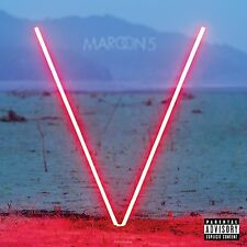 MAROON 5 CD - V [EXPLICIT][DELUXE EDITION](2015) - NEW