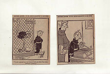 Brother Juniper by Fr. McCarthy - Monk - 19 daily comic panels from Nov. 1960