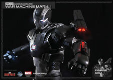 Play Imaginative Super Alloy 1/4 Scale War Machine Mark II DIECAST Figure MISB