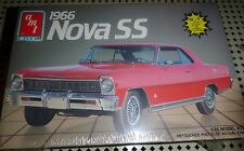 AMT 1/25 1966 CHEVY NOVA SS 2n1 Model Car Mountain FS