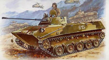 VEHICULE BLINDE SOVIETIQUE BMD-2, KIT ALANGER 1/35 - N° 35016