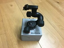 Manfrotto 460MG, 3 Magnesium Tripod Head - Boxed
