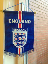 NEW 2014 Brazil World Cup Football Banners England Flag