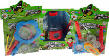 Hexapod Bug Catcher With MEGA Exploring Accessories Kit - Net / Magnifying Lens!