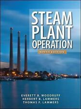 Steam Plant Operation Ninth Edition