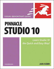 Pinnacle Studio 10 for Windows (Visual QuickStart Guide)-ExLibrary