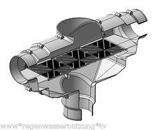 Rewa PIOGGIA filtro acqua f-100xl D = 110 con piccolo errore