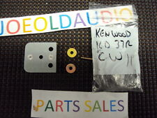 Kenwood KD 37R Counterweight. Parting out Kenwood KD 37R Turntable.