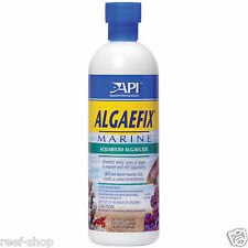 Aquarium Pharmaceuticals Algaefix Marine 16 oz Reef Safe Algaecide FREE USA SHIP