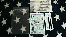 Two Bobs decals 48029 f/a-18c vfa-22 Fighting redcocks ycbar