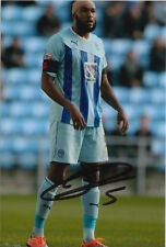 COVENTRY CITY HAND SIGNED REDA JOHNSON 6X4 PHOTO.