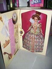 Queen Elizabeth Barbie GREAT ERAS COLLECTOR ED