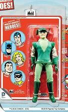 D.C Comics Retro Mego Red Card Green Arrow 8 Inch Action Figure lmtd 100 pieces