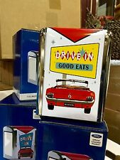 Ford Mustang Drive In Good Eats Napkin Holder