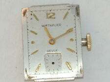 Wittnauer Revue 73  Mechanical -  Movement - Sold 4 Parts / Repair !