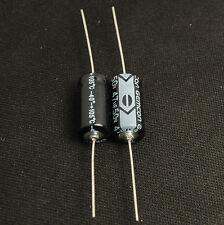 10pcs-- 47uf 50v Axial Electrolytic Capacitors 50v47uf for Audio