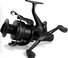 Brand New Sonik 6000 Black FS Freespool Baitrunner Reel