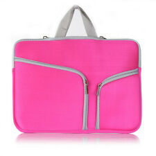 "Laptop Sleeve Bag Case Pouch for 10""11"" 13"" 14''15"" Netbook Macbook HP Dell Sony"