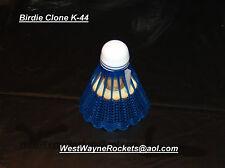 Astron Birdie Rocket K-44 Blue By WestWayneRockets