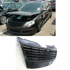 CALANDRE SANS SIGLE NOIRE VW PASSAT 3C B6 2005-2010 BERLINE & SW 1.4 1.8 TSI