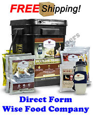 Wise Food Company Ultimate Emergency Kit 2 Person 72-Hours (3 Days)