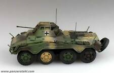 1/72 PANZERSTAHL Sd.Kfz.234/1 ARMORED CAR 4th PANZER DIVISION 88012