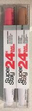 Maybelline Superstay 24 horas Twin Pack (845 Hot Brown & 810 Melocotón cóctel)