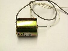 6400 RPM Iron Core 12-24V DC Brushed Motor & Encoder - Canon Precision EF35-T1N1