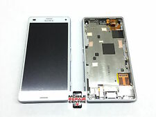 NEW Genuine Sony Xperia Z3 Compact White LCD Screen & Frame D5803, D5833