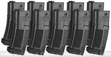 New ARES Amoeba 140rd S-Class Mid-Cap ABS Magazine M Series Airsoft AEG [10PCS]