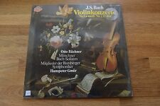 TODAVÍA SELLADO ! BACH Violine Concerto BUCHNER GMUR LP First Class AB22771