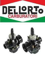2696 Carburatore DELL'ORTO PHBG 21 DS 2T moto scooter 50 100 aria manuale RACING