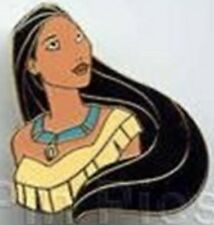 Disney Pin: WDW Cast Lanyard Series 2 - Princess Hair (Pocahontas)