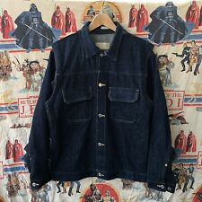 UNDERCOVER JUN TAKAHASHI AMBIVALENCE SELVEDGE DENIM JACKET JEANS UNDERCOVERISM