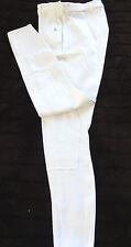Catago Damenreithose weiß, Kniebesatz, Gr. 42, (181 DK)