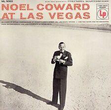 1 CENT CD At Las Vegas - Noel Coward POP VOCALS