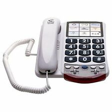 Memory Phone-Seniors, Alzheimer's and Dementia Patients Clarity Ameriphone P300