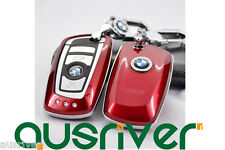 Automobile Engineering Plastic Remote Car Key Case& Holder For BMW 9 colour