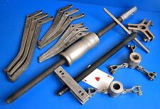 Snap-on tools 26 pc 4-1/2 to 8 ton Interchangeable Slide Hammer Gear Puller set