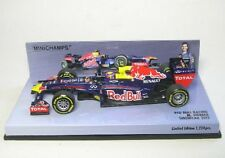 Red Bull Racing No. 2 M.Webber Formel 1 Showcar 2012