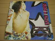 """DEAD OR ALIVE/Pete Burns TURN AROUND AND COUNT 2 TEN Withdrawn 12"""" Sleeve UK!!"""