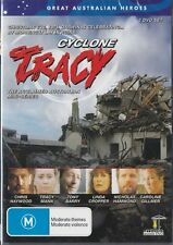CYCLONE TRACY -  DARWIN 1974 - 2 DISC SET NEW & SEALED DVDS FREE LOCAL POST
